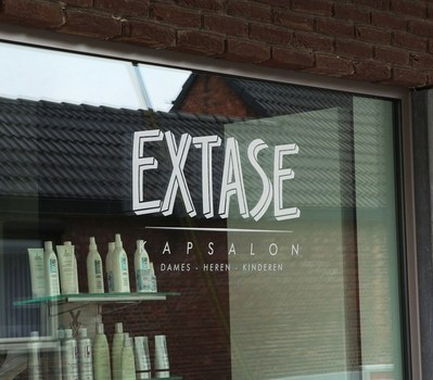 Kapsalon Extase - Beerse - Foto's